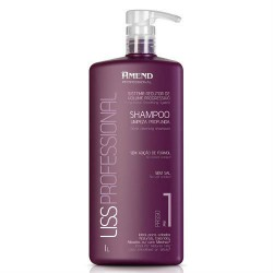 Amend Liss Intensiv-Shampoo mit Keratin (1000ml)
