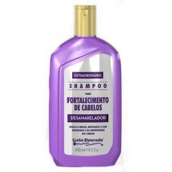 Gota Dourada Außergewöhnlicher Shampoo-Toner (430ml)