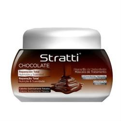 Stratti Schokolade & Keratin-Maske (550gr)