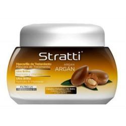 Stratti Aragan & Keratin Maske (550gr)